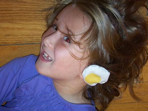 C7 egg ear