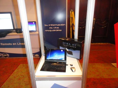 Efika MX Smartbook - Honduras Trade Show