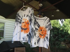 Creative Activities- Tie dye