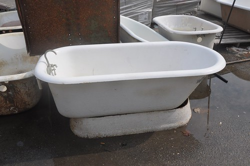 Tub at Community Forklift