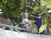 Boogbeeld op de muur (de Muur van Geluk) Tags: denbosch shertogenbosch muur scherven geluk demuurvangeluk mozaïek