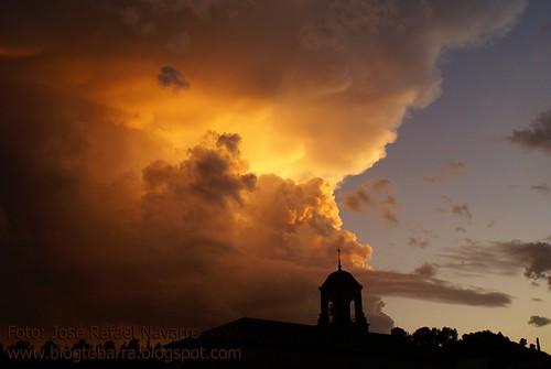 Atardecer 29-08-2011