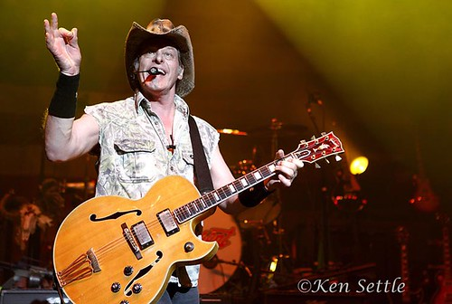 Ted Nugent - 09-03-11 - DTE Energy Music Theatre, Clarkston, MI