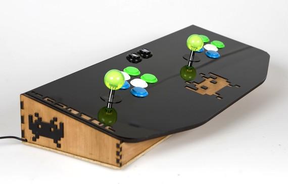 controlador arcade mame