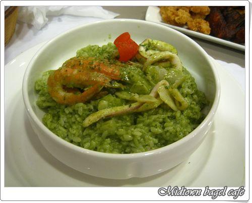 110904-青醬綜合海鮮燉飯