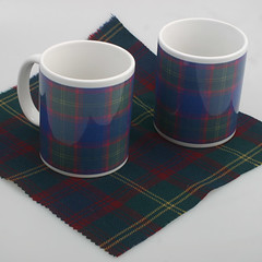 Durie Tartan Mugs by ScotClans