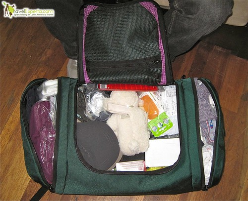 tom bihn back pack review space inside