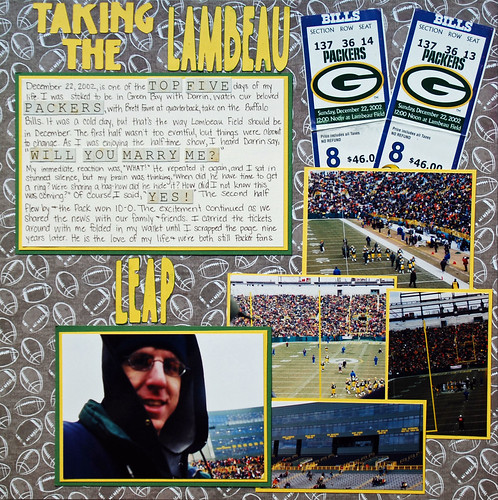 Packers Proposal