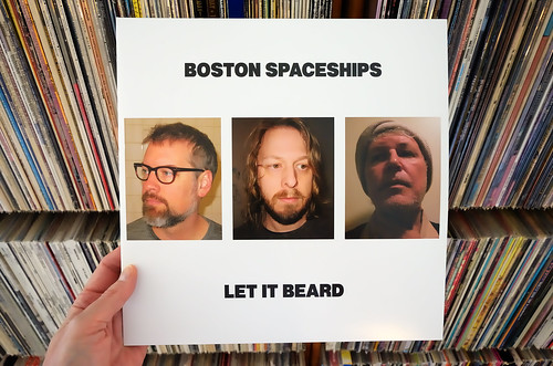 Boston Spaceships - Let It Beard