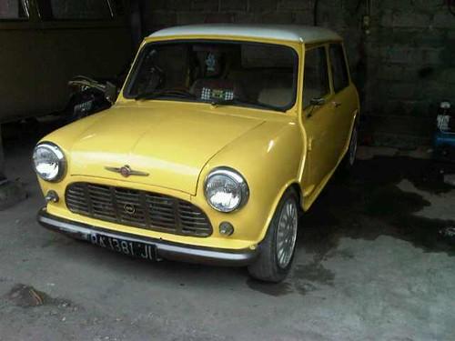 Mobil Morris Mini Cooper Murah Morris Mini Cooper Tahun 1962