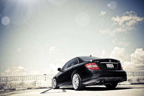 ADV.1 Wheels Boutique Mercedes C63