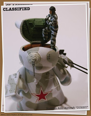 Russian Anti-Aircraft Dunny