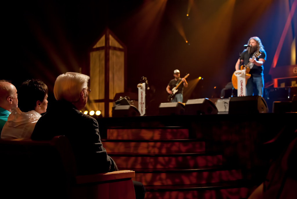 Jamey Johnson, George & Ruth Jones - Grand Ole Opry, Nashville, TN (09/13/2011)
