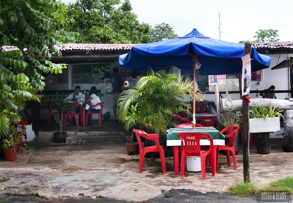 El Arbolito Taqueria in Mexico