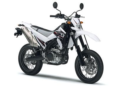 2011年モデルWR250X(ホワイト)