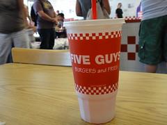 Five Guys - Regular Drink