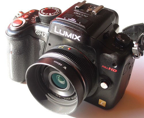Panasonic LUMIX G 14/2.5 ASPH. (black)