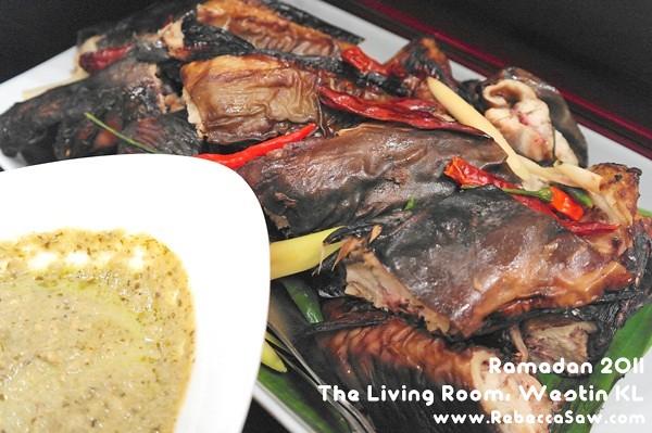 Ramadan 2011 - The Living Room, Westin KL-08