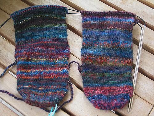Whiz Banging socks