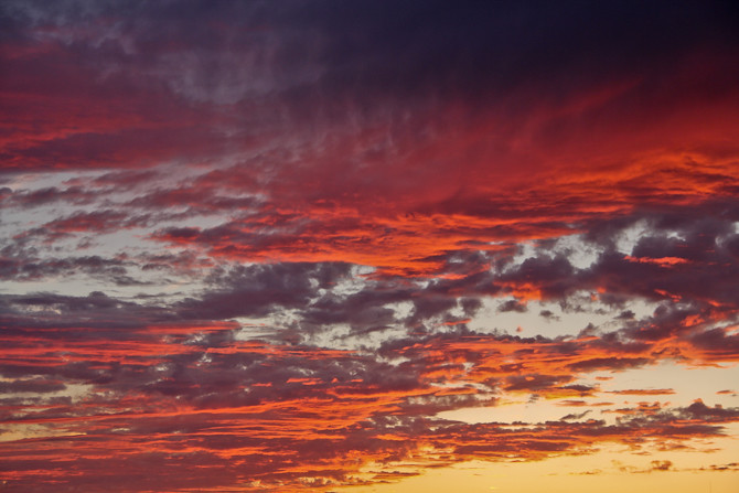 Sunset Clouds7