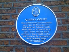 Photo of Blue plaque number 1846