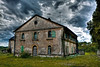 Old_Farm_just_before_the_rain (Explored highest @156) (Christoph Pfeilstücker) Tags: old abandoned europe decay farm luxembourg hdr itzig xris74