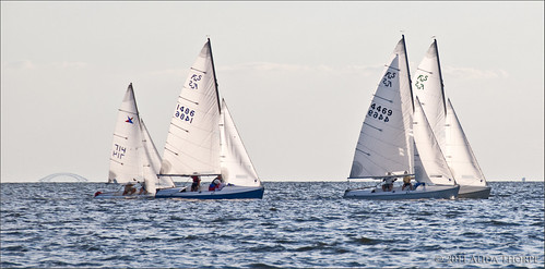 sailing race by Alida's Photos