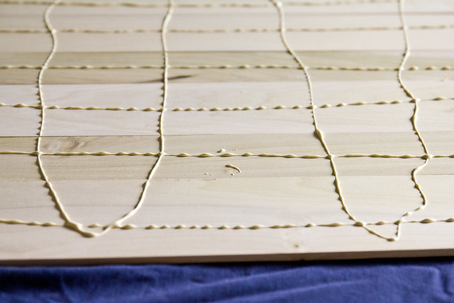 DIY: How to make a wooden table top prop