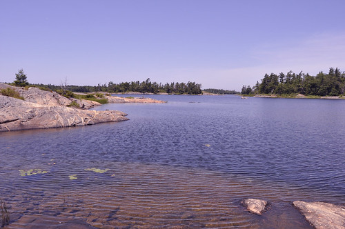 Loon Portage, Moon Bay