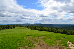 Meadow View (oliva732000) Tags: summer sky mountain field clouds forest view meadow newhampshire nh mount pasture mtn pitcher monadnock stoddard