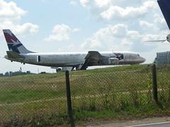 DC-8 (Manston2727) Tags: manston egmhmse