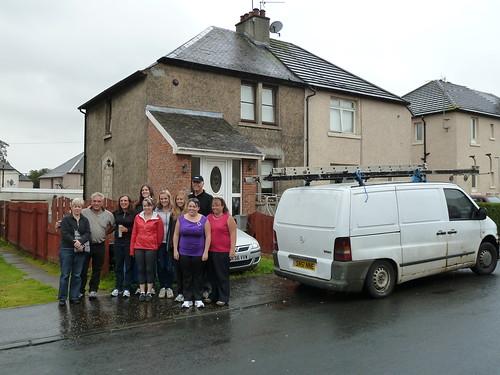 Family House, Falkirk