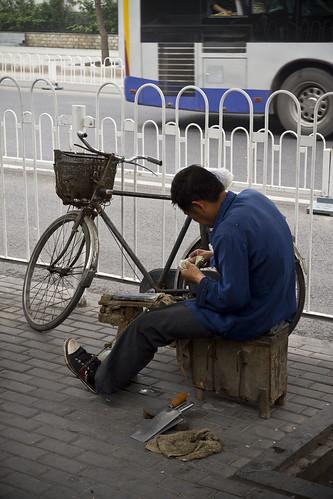 Working in Beijing