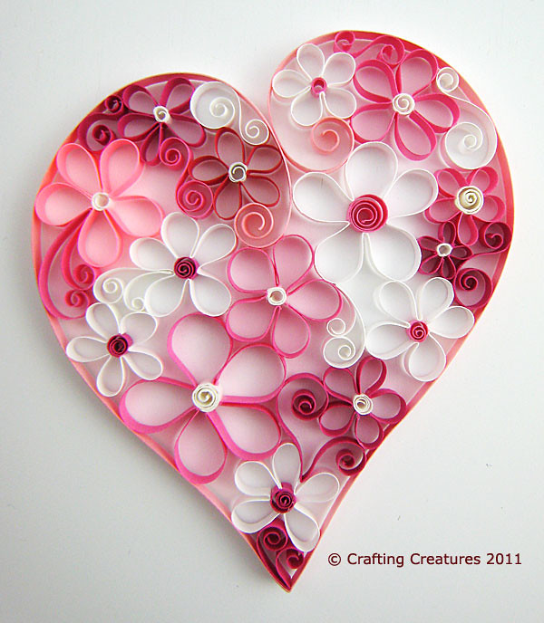 The World S Newest Photos Of Quilling And Valentine Flickr Hive Mind