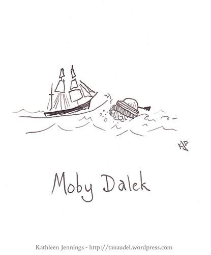 Далеки в фильмах: Моби Далек