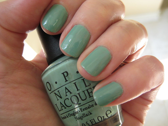 OPI : Mermaid's Tears