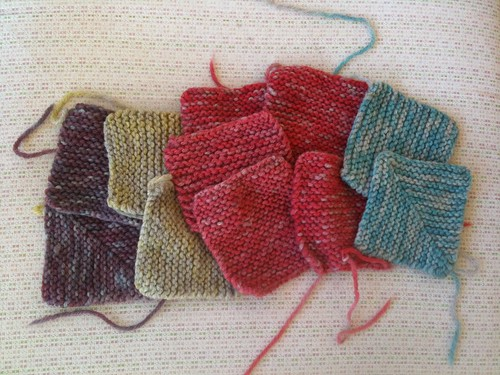 Charity Wool Squares