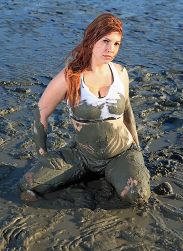 Some women pay hundreds of  for this kind of mud treatment