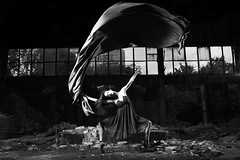 ballet flag (Deyan Parouchev) Tags: ballet project out photography dance ballerina sofia stage bulgaria