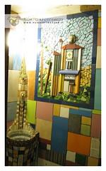 Bagno nuovo, con pezzi vecchi! (PeSte Hundertwasser) Tags: arte bagno hundertwasser adamo rivestimento pelloni riusocreativo stefaniapelloni pestehundertwasserblogspotcom