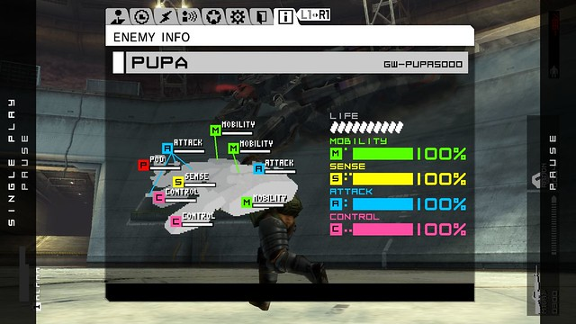 Metal Gear Solid: Peace Walker HD - Pupa