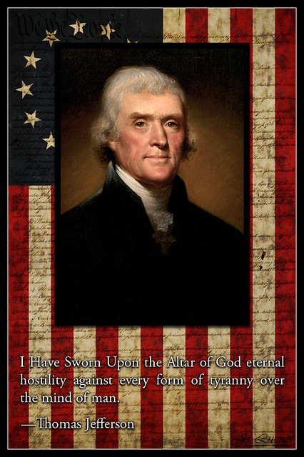 Amerikan Hero - Thomas Jefferson