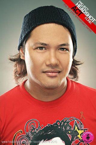 Jeman Villanueva for Project Headshot Clinic - ACT
