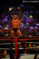 Randy Orton as Champ