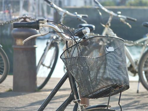 Les vélos sont les rois sur l'Ile d'Yeu