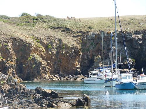 Port de la Meule, Ile d'Yeu