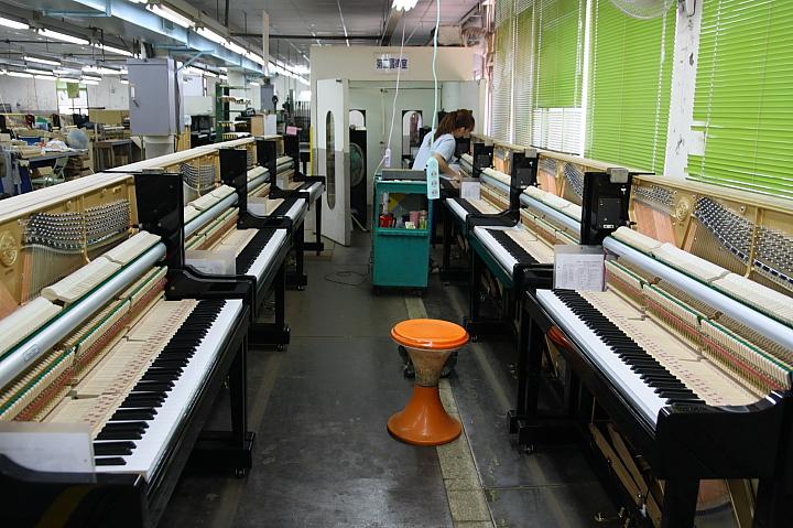 東和音樂體驗館(桃園大溪觀光工廠)0049