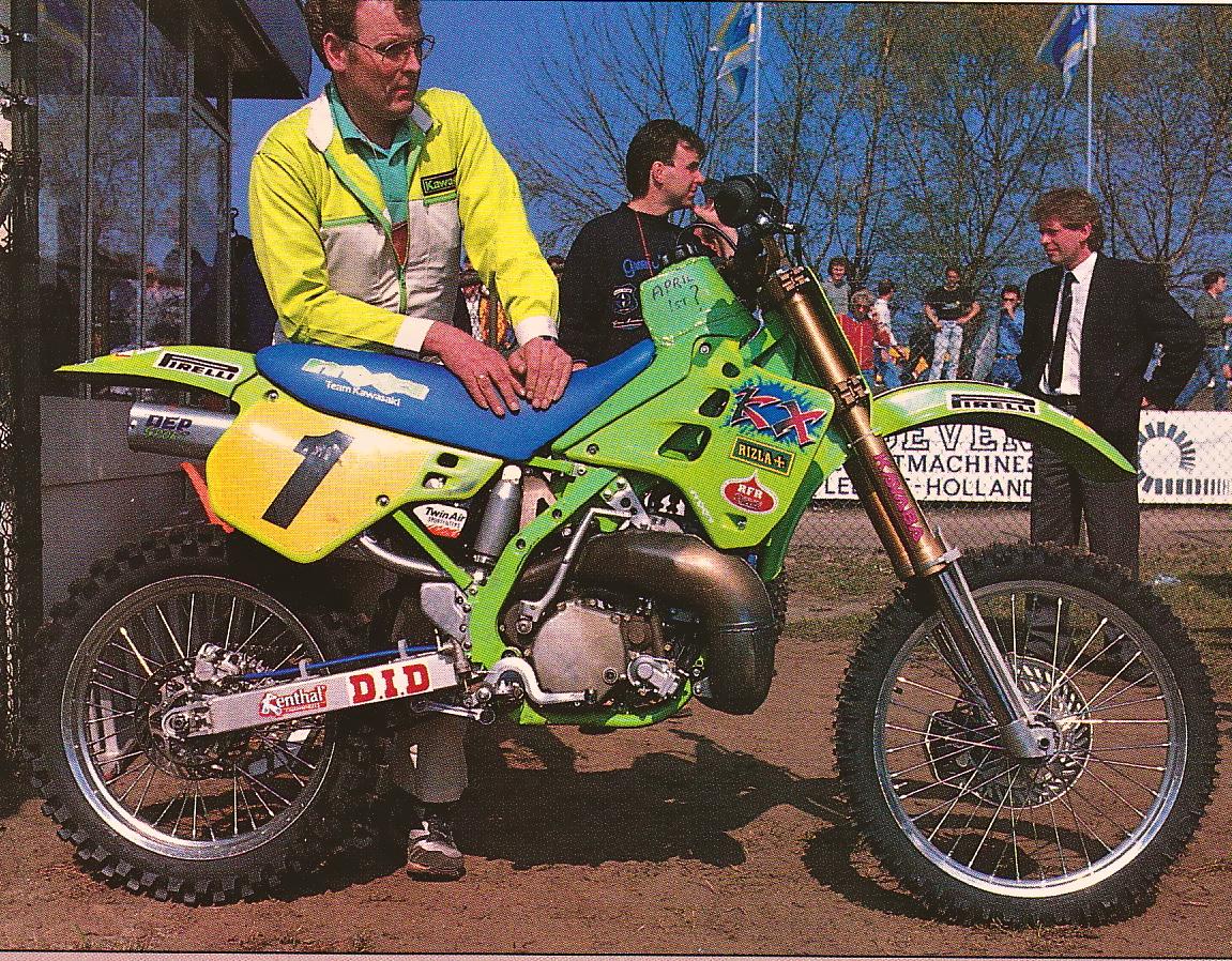 Kawasaki Kx  A Ef Bf Bdo
