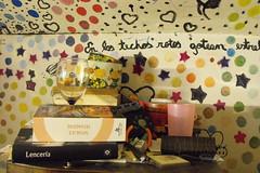 las buenas tardes (alterna ) Tags: chile santiago foto natalia boba fotografia libros copa vino caceres accesorios alterna mipieza alternativa 2011 superboba alternaboba