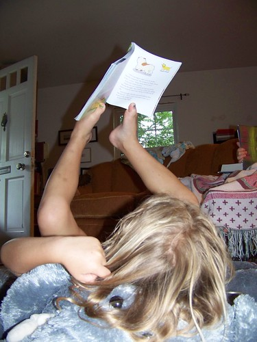 Q5 foot reading